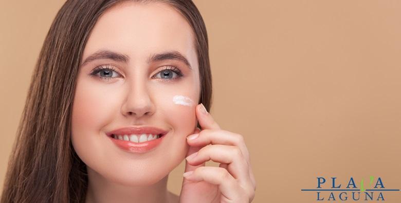 POPUST: 51% - ČIŠĆENJE LICA Klasičan tretman uz piling, mehaničko istiskivanje, toniziranje, masažu uljem jojobe te masku i kremu prema tipu kože za samo 99 kn! (Kozmetički salon ''Plava Laguna'')