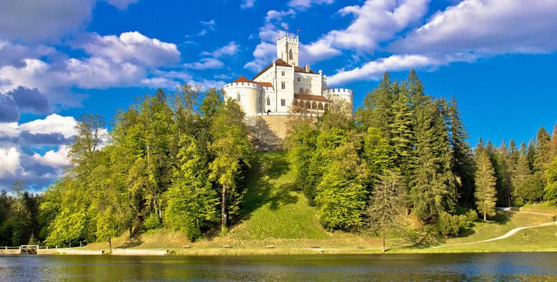 POPUST: 38% - HOTEL TRAKOŠĆAN 4* Odmor tik do bajkovitog dvorca! 2 noćenja za dvoje uz polupansion, korištenje bazena, panoramske saune i whirlpoola za 1.099 kn! (Hotel Trakošćan 4*)