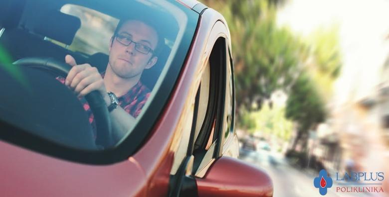 POPUST: 40% - LIJEČNIČKI ZA VOZAČKU Najniža cijena do sada! Obavite pregled za vozačku dozvolu B, AM, A1, A2 i A kategorije u Poliklinici LabPlus za 270 kn! (Poliklinika LabPlus)