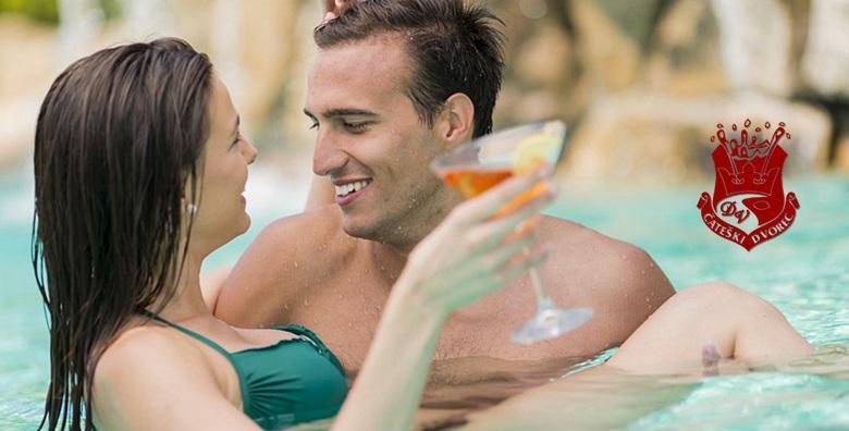 POPUST: 42% - Idila za dvoje u Hotelu Čateški dvorec 4* uz 2 noćenja s doručkom ili polupansionom i cjelodnevne ulaznice za kupanje u Termama Čatež od 915 kn! (Hotel Čateški dvorec 3*)