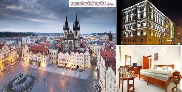 Prag - 3 dana s doručkom i prijevozom