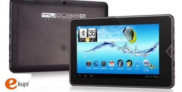 Android tablet računalo MyAudio za 1149kn!