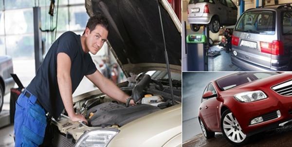 Zamjena filtera i ulja, kompletan pregled vozila