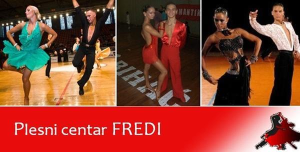 Tečajevi-plesni centar Fredi od 99kn!