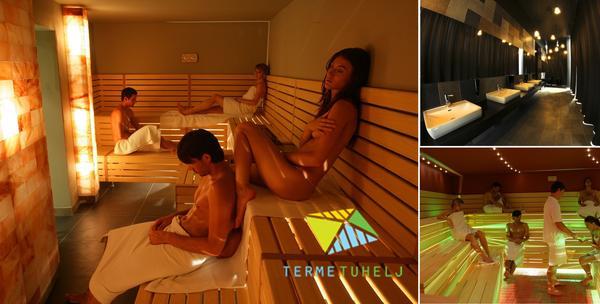 Terme Tuhelj - ponoćna sauna i kupanje
