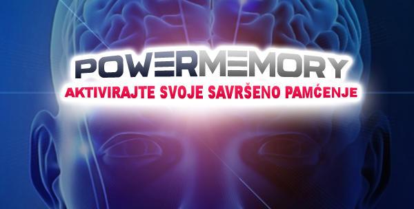 Tečaj uspješnog pamćenja - Power Memory!