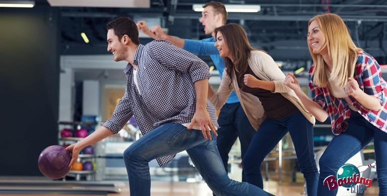 Bowling za 6 osoba - 2 sata uz sok ili pivo, čips i cipele, EKSKLUZIVNO od 269 kn!