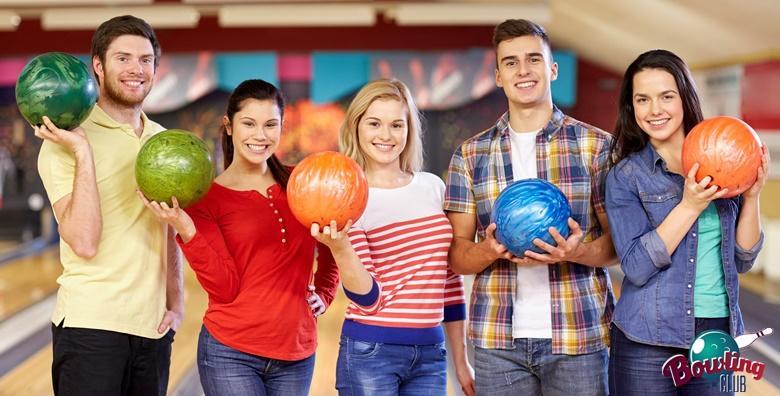 BOWLING - skupi ekipu i prepusti se bowling maniji uz 2 sata zabave za 6 osoba uz 3 litre soka ili piva, čips i najam cipela već od 215 kn!