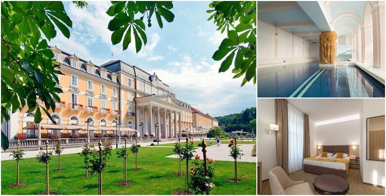 Grand Hotel Rogaška - 2 noćenja s doručkom za 2 osobe uz korištenje bazena za 1.499 kn!