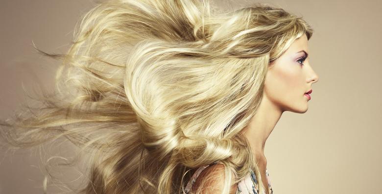 POPUST: 64% - Pramenovi, šišanje, fen frizura, njegujuća maska i ampula - osvježite svoju kosu i pružite joj potrebnu njegu za 199 kn! (Beauty salon Colette)