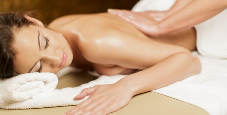 Masaža cijelog tijela u trajanju 60 minuta za 99 kn!