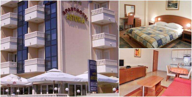 Proljeće u Trogiru - 2 ili 3 noćenja za 2 osobe u Aparthotelu Astoria 3* od 529 kn!