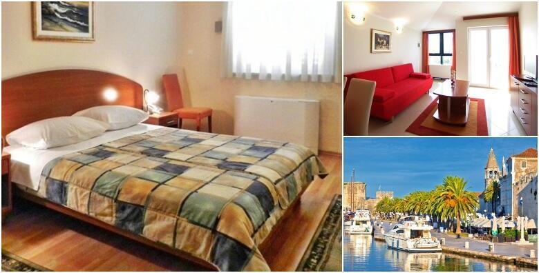 Trogir - istražite antičke draži dragulja Dalmacije uz 2 ili 3 noćenja za dvije osobe + gratis doručak i smještaj za 1 dijete do 6 godina u apartmanima Aparthotela Astoria 3* od 670 kn!