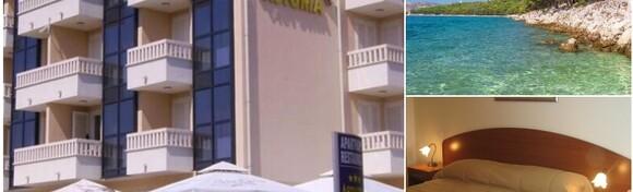 TROGIR - provedite 2 ili 3 noćenja s doručkom, polupansionom ili punim pansionom za 2 osobe + gratis smještaj za 1 dijete do 6 godina u Aparthotelu Astoria 3* od 599 kn!