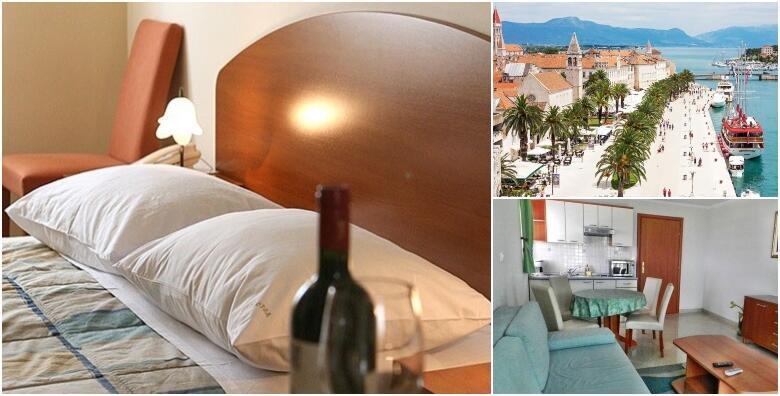 Opustite se u Trogiru uz 2 ili 3 noćenja za dvoje + gratis doručak i smještaj za 1 dijete do 6 godina u apartmanima Aparthotela Astoria 3* od 759 kn!