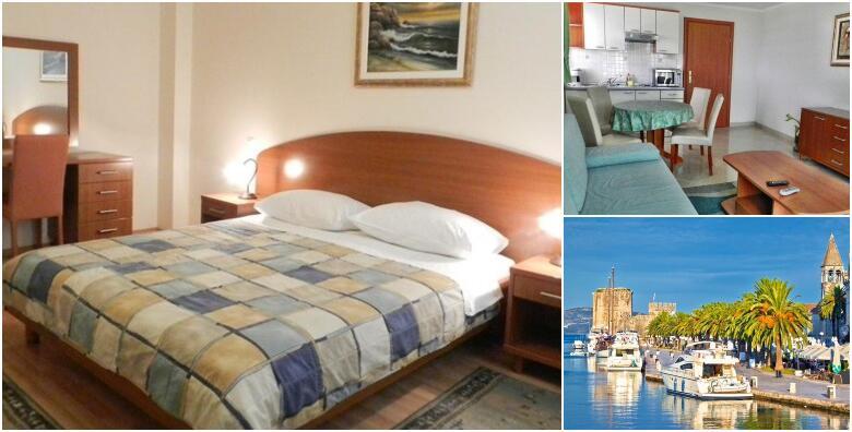 Jesen u Trogiru - 2 ili 3 noćenja za 2 osobe u apartmanu Aparthotela Astoria 3* od 670 kn!