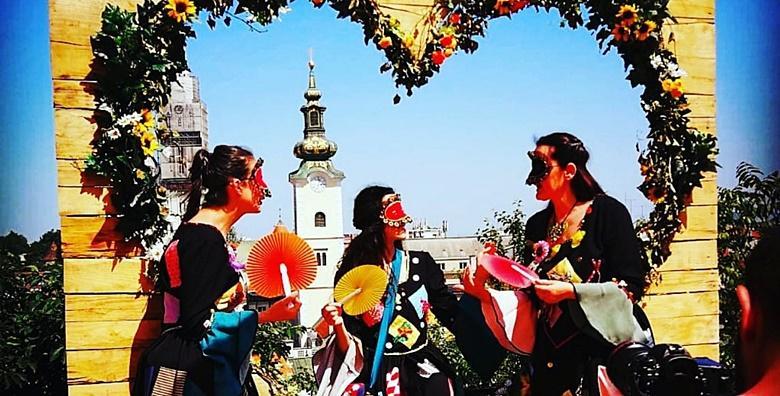 Šetnja Zagrebom na drugačiji način! Otkrij skrivene legende i mitove u gradu!Rezerviraj već sada HIT turu s razigranim Kolumbinama u terminima kroz 8. mjesec!
