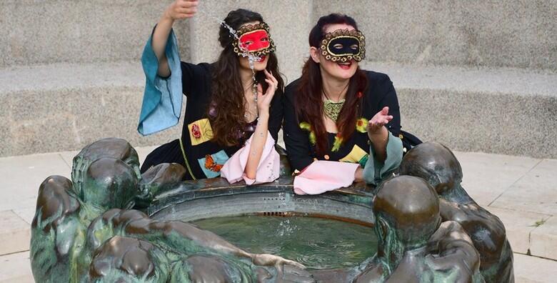 Šetnja Zagrebom na drugačiji način - otkrij skrivene legende i mitove u gradu i rezerviraj već sada HIT turu s razigranim Kolumbinama već od 54 kn!