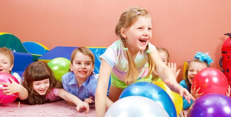 Mjesec dana igraonica i radionica za djecu do 7 godina! Inovativni program koji potiče razvoj mališana kroz igru, priču i ples za 99 kn!