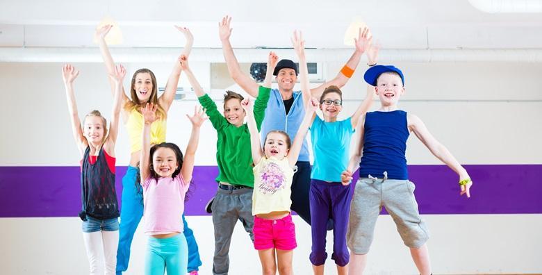 Ples za djecu predškolske i školske dobi, mjesec dana programa TangoZvrk već od 75 kn!