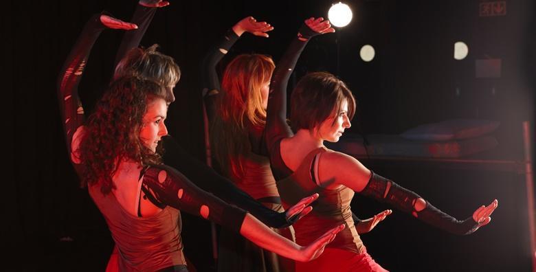 Mjesec dana plesne rekreacije bazirane na pokretima argentinskog tanga za samo 79 kn!