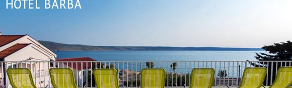 [STARIGRAD PAKLENICA] 1 noćenje s polupansionom za dvije osobe uz korištenje hotelske plaže udaljene samo 40 m! LAST MINUTE ponuda već od 460 kn!