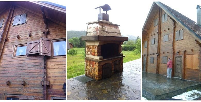 POPUST: 63% - BJELOLASICA - napunite baterije na najvišoj planini Gorskog kotara! 2 noćenja za 2 do 5 osoba u drvenoj planinskoj kući 3* za samo 599 kn! (Planinska kuća Bjelolasica***)