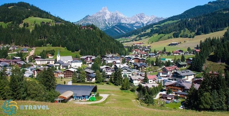 Odmor u planinama**** - 3 noćenja s polupansionom i wellnessom za dvoje u Austriji za 1.990 kn!