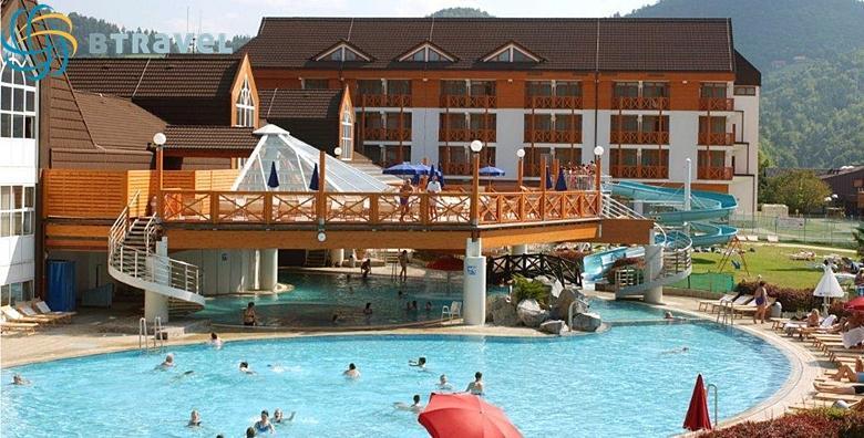 Slovenija, Terme Zreče 4* - 2 noćenja s polupansionom, kupanjem i saunama za dvoje za 1.699 kn!