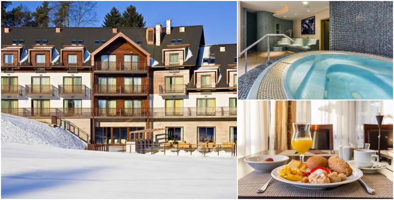 [POHORJE] Vino & wellness - 2 noćenja s polupansionom za dvoje u hotelu 3* uz masažu, korištenje sauna, whirpoola i rashladnog bazena za 1.330 kn!