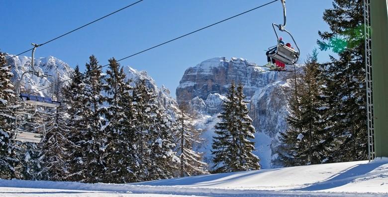 Skijanje - Italija, 7 noćenja s polupansionom za 1 osobu već od 2.395 kn!