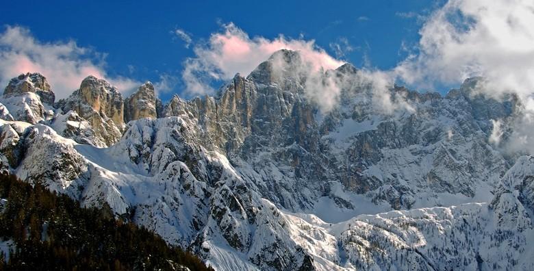 Skijanje Italija - 7 noćenja za 4 osobe od 9.308 kn!