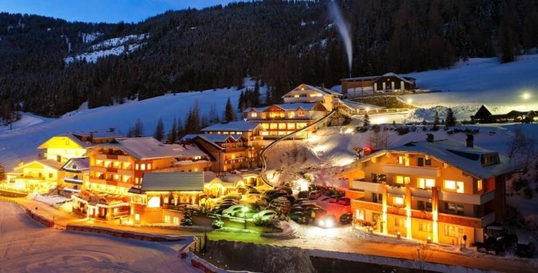 Skijanje Austrija 4* - 3 dana s punim pansionom i ski kartom za 4.700 kn!