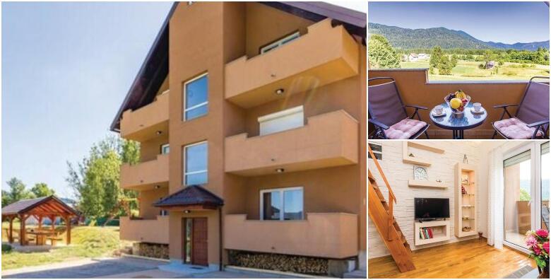 Apartmani Mirta 3*, Bjelolasica - uživajte na svježem planinskom zraku Gorskog kotara uz 1 ili 2 noćenja za 4 ili 6 osoba po najpovoljnijim cijenama od 299 kn!