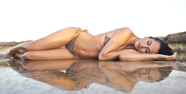 POPUST: 58% - 4 kavitacije trbuha ili nogu i 4 limfne drenaže cijelog tijela - oblikuj željenu figuru i bezbrižno nosi omiljene ljetne kombinacije za 450 kn! (Beauty centar Salus)