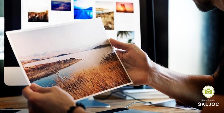 50 fotografija - razvijte svoje najdraže uspomene u centru grada za samo 75 kn!