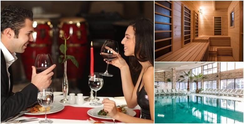 Cjelodnevni wellness i sauna uz masažu i večeru za dvoje za 379 kn!