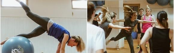 Pilates, Fat Burning Workout i Morning mix pilates - mjesec dana vježbanja uz kombinaciju treninga po želji u Studiju Hara već od 99 kn!