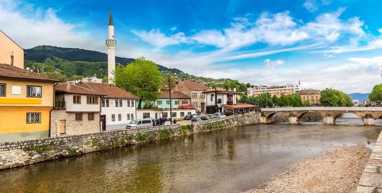 Sarajevo - 2 noćenja s doručkom za dvoje u Villi Melody blizu Baščaršije za 1.050 kn!