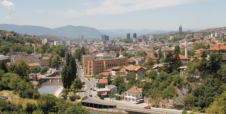 Sarajevo - 2 noćenja s doručkom za dvoje u Villi Melody blizu Baščaršije za 950 kn!