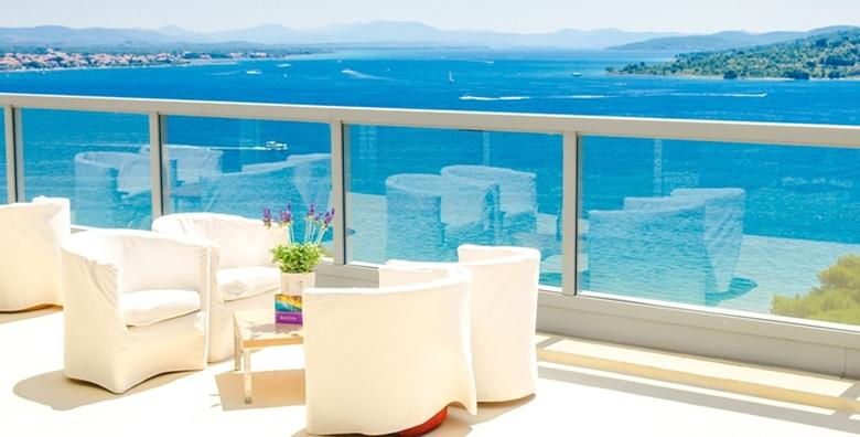 Ponuda dana: Vodice - provedite proljeće u luksuznom Hotelu Punta 4* uz 2 noćenja s polupansionom za dvije osobe i korištenje sauna za 1.299 kn! (Hotel Punta****)