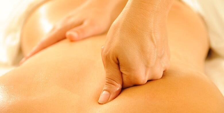 Medicinska masaža leđa ili masaža stopala u vašem domu - oslobodite se boli za samo 49 kn!