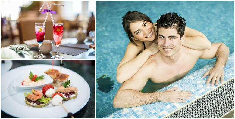 POPUST: 49% - WELLNESS DOŽIVLJAJ 2h korištenja bazena, jacuzzija i relax zone  uz koktel po izboru, voćnu platu ili platu s 3 vrste sire već od 99 kn! (Hotel Phoenix 4*)