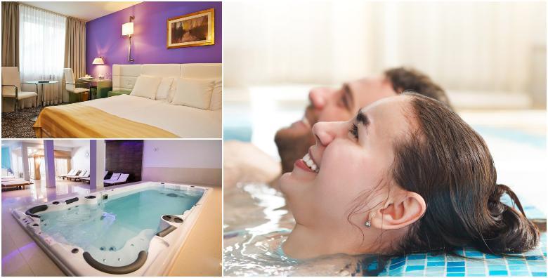 POPUST: 47% - Romantični odmor u Hotelu Phoenix 4* - 1 ili 2 noćenja s doručkom i 1 večerom za 2 osobe uz korištenje wellness & spa oaze već od 790 kn! (Hotel Phoenix 4*)