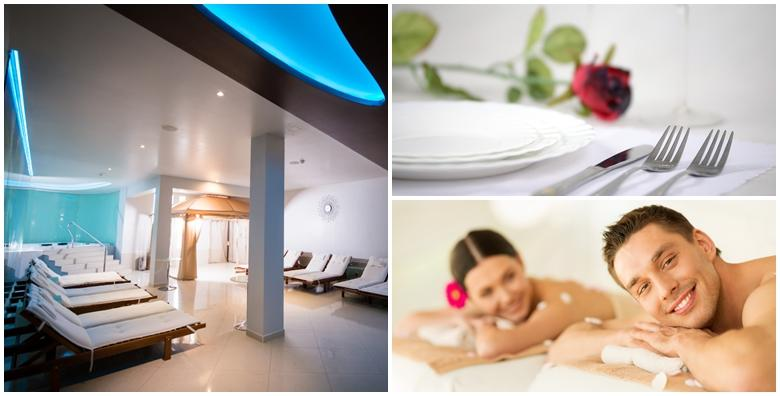 POPUST: 48% - Wellness paket za 1 ili 2 osobe u Hotelu Phoenix 4* - 2 sata opuštanja u najromantičnijem hotelu u Hrvatskoj uz masažu ili večeru već od 129 kn! (Hotel Phoenix 4*)