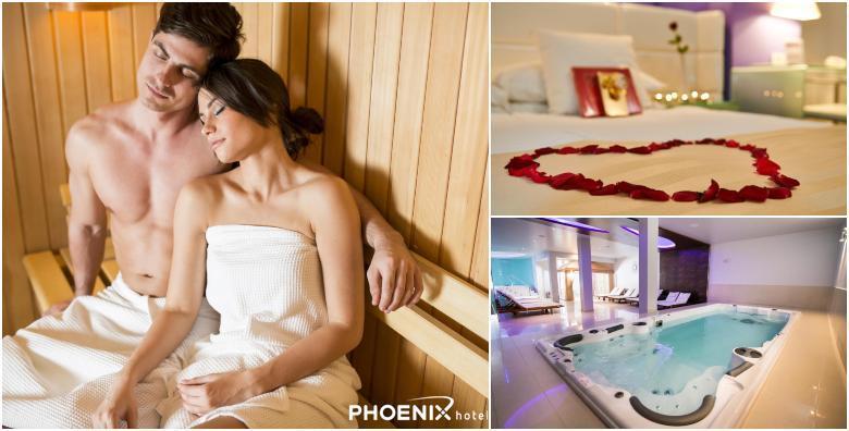 Romantično opuštajući odmor u Hotelu Phoenix 4* - 1 ili 2 noćenja uz doručak, masažu i wellness