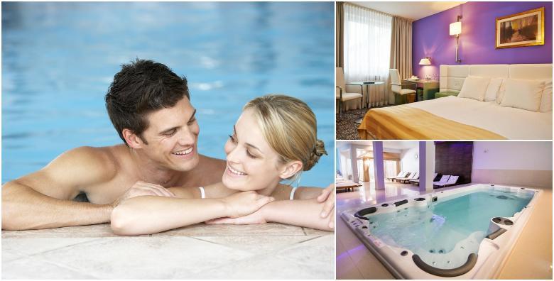 POPUST: 52% - Hotel Phoenix - gurmanska romansa za dvoje, 1 ili 2 noćenja uz bogati buffet doručak, večeru u 4 ili 3 slijeda, opuštanje u wellness i Spa oazi već od 790 kn! (Hotel Phoenix 4*)