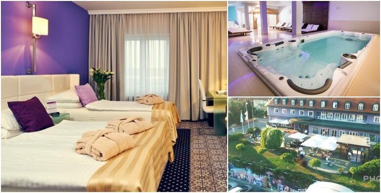 Romantično opuštanje za 2 osobe u hotelu Phoenix 4* - 1 ili 2 noćenja od 680 kn!