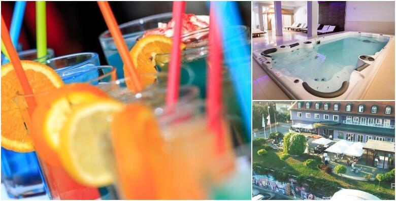 Ljeto u Phoenixu 4* - ispijanje koktela, pizza, SPA i sunčanje u solariju za samo 49 kn!