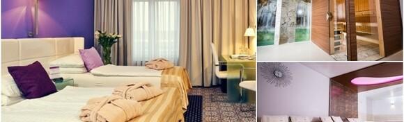 Relax dnevni odmor - provedite nezaboravan dan u najromantičnijem hrvatskom hotelu Phoenix 4* uz dnevni najam sobe za 2 osobe s opuštanjem u wellnessu za 445 kn!